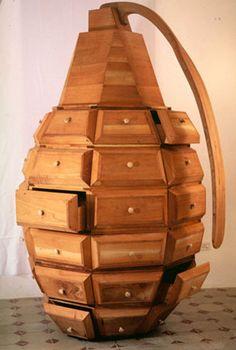 Grenade Dresser.... 'nough said