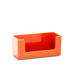 Orange Business Card Holder,Orange