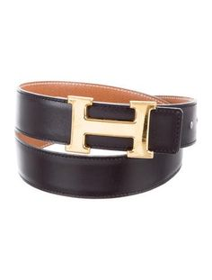 Hermès Reversible H Belt Kit