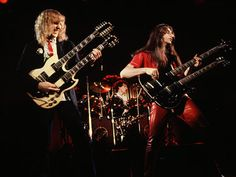7. The band was one of the first to incorporate new technologies in their material.   Community Post: 10 Reasons Why Rush Are Absolutely Amazing