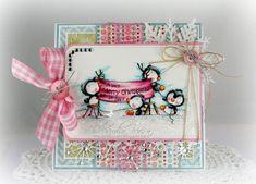 Claudia_Rosa_Christmas Penguins_2