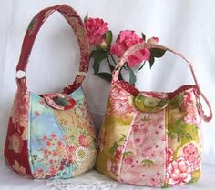 Purse Palooza :: Pattern Review : Bella Bag - Sew Sweetness