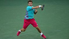 Stan Wawrinka Dominic Thiem Quarter Final Indian Wells