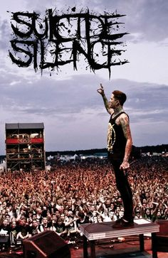 Suicide silence rip Mitch Lucker