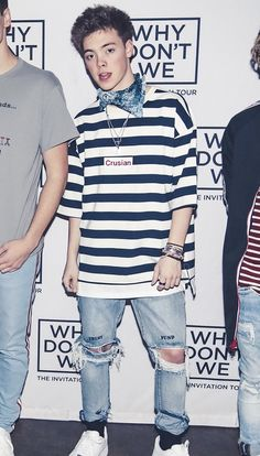 I love his jeans
