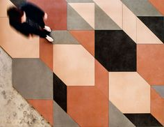 Graphic Art: Tile Designs With Bold Patterning - Architizer