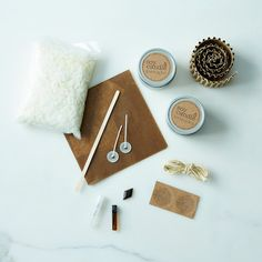 DIY Soy Candle Kit on Provisions by Food52