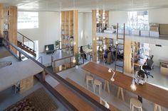 Pillar Grove Office by Mamiya Shinichi Design Studio, Nagoya – Japan » Retail Design Blog