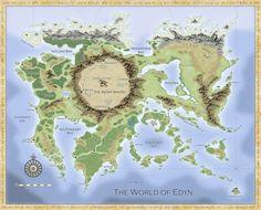 Profantasy's Map-making Journal » Blog Archive » Overland Maps for Fantasy Novels