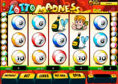 Täysi lotto räjähdys #Playtech Lotto Madness kolikkopelilla. Mielenkiintoiset jä värikät hajontamerkit! Ja oikein paljon lottoa!