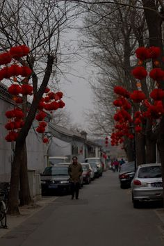 Beijing, China Hutong. I cry every time I think of China, to be perfectly honest! :(((