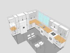L Shaped Kitchen Dining Room Designs L Shaped Room Kitchen Designs L