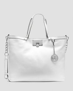 Shes soooo pretty! Michael Kors Tote - Channing Large  Bloomingdale's only $112  on www.viptrade.co