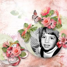"""From my heart to yours"" de Féli designs  https://www.digitalscrapbookingstudio.com/feli-designs/"