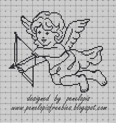 Penelopis' cross stitch freebies