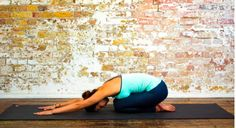 Some great yoga poses to unwind after work!