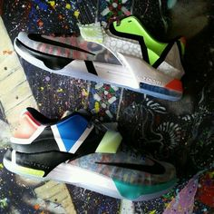 Nike KD 7 What The Size 15 #Nike #BasketballShoes