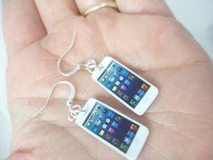 Apple iPhone Earrings