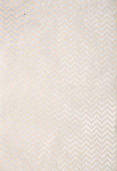 Chevron Silver On Cream Fine Paper; framed for the girls' room?
