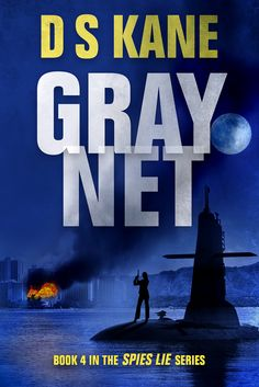 GrayNet, Book 4  What if you spent months evading  terrorists who knew you'd raided their bank accounts? If you got back your life, what would you do now?   She blackmailed the White House to get her boyfriend, Lee Ainsley, released from Gitmo. Now they're safe.   But  all those she broke and mangled on her mad run to survive want revenge.   Her life unravels when the President's secret  she promised to hide leaks to the press.   Her leverage is vaporizing.   It's time to run again.