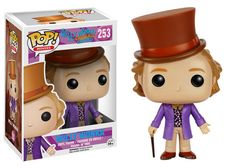 Funko releasing Willy Wonka pop vinyl from Willy Wonka & the Chocolate Factory movie