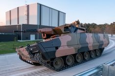 Australian Lynx KF41 Infantry Fighting Vehicle unveiled for Land 400 Phase 3 program - APDR By APDR Staff -10/11/2020708 Rheinmetall has un...
