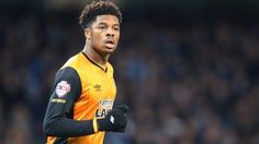Chuba Akpom was the Hull striker that scored to win the game against struggling Bolton Wanderers in the Championship. Bolton Wanderers, Hull City, Sport Online, The Championship, Haircuts, Football, Game, Sports, Soccer