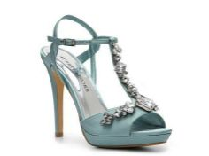Offbeat Bridal Shoes For Your Wedding Day – Part I - Something Blue