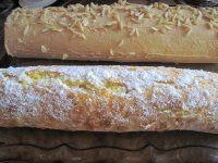 Piškotová roláda s marmeládou Banana Bread, Desserts, Food, Tailgate Desserts, Deserts, Eten, Postres, Dessert, Meals