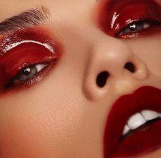 いいね!15.3千件、コメント87件 ― @narsissistのInstagramアカウント: 「'A love affair with textures' Regram from @annapriadka. (Triple X Gloss on the eyes & Jungle Red…」