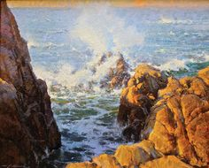 Morning Surf, Michael Lynch