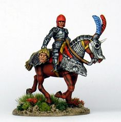 Captain Blood's Perry Mounted Men at Arms - Scum of the earth, PAINTED! 27 March - Page16