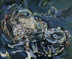 Blog personal: La novia del viento Oskar Kokoschka