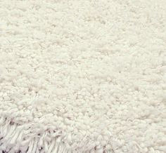 Shop for Safavieh Handmade Ultra Classic Shag Stojka Solid Rug. Get free delivery On EVERYTHING* Overstock - Your Online Home Decor Store! White Shag Rug, White Area Rug, Living Room Carpet, Rugs In Living Room, Faux Fur Area Rug, Carpets For Kids, Solid Rugs, Clearance Rugs