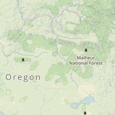 Oregon trails   Oregon Trail Maps