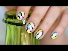 417 Best One Stroke Nail Art Images On Pinterest Stickers Cute