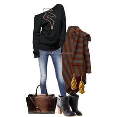 No. 644 - Fall inspiration, created by elke-koscher on Polyvore