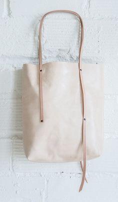 539e7ff04f22 Titania Inglis Crevasse Tote Natural Baggage, Leather Purses, Leather  Working, Tote Purse,