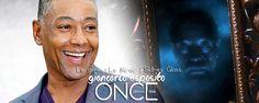 Giancarlo Esposito | Le génie d'Agrabah / Le miroir magique / Sidney Glass | http://www.onceuponatimefrance.fr/personnages-casting/miroirmagique | Once Upon A Time