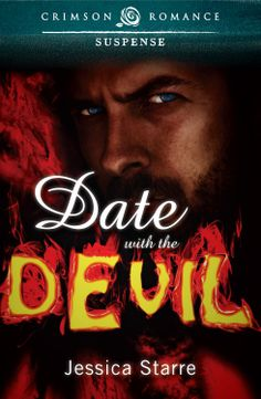 This was the original cover for Date with the Devil. Fire is my favorite element.