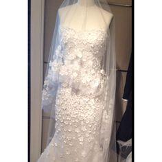 Oscar De La Renta Spring 2013 Bridal Collection. 212 872 8957