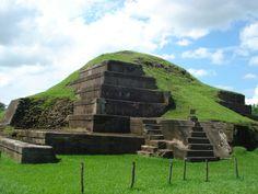 Ruinas de San Andres - El Salvador