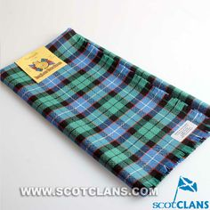 Clan Galbraith Wool