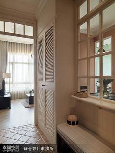 19坪單身宅 好高的收納放大居家空間