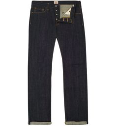 dc7d17fcaa Edwin Jeans ED-71 Slim Red Selvedge Jeans L32