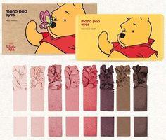 Maquiagens Disney Series O Pooh arrasou nessa paleta super diva!