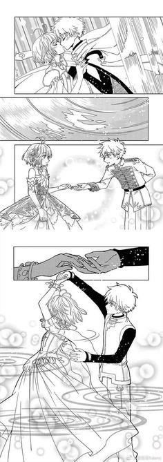 Manga Anime, Anime Art, Cardcaptor Sakura, Chihiro Y Haku, Sasuke Sakura Sarada, Manga Story, Xxxholic, Card Captor, Cute Anime Coupes