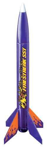 Estes 806 Firestreak SST Flying Model Rocket Kit for only $8.32