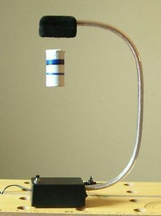 Electronic Magnetic floater