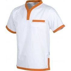 Casaca de manga corta. Referencia  B9600 Marca:  WorkTeam  Casaca de manga corta. Un bolso de pecho interior. Combinada. Spa Uniform, Uniform Shop, Hotel Uniform, Scrubs Uniform, Corporate Uniforms, Staff Uniforms, Medical Uniforms, Work Uniforms, African Wear Styles For Men